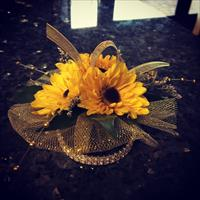 Sunflowers in your Corsage